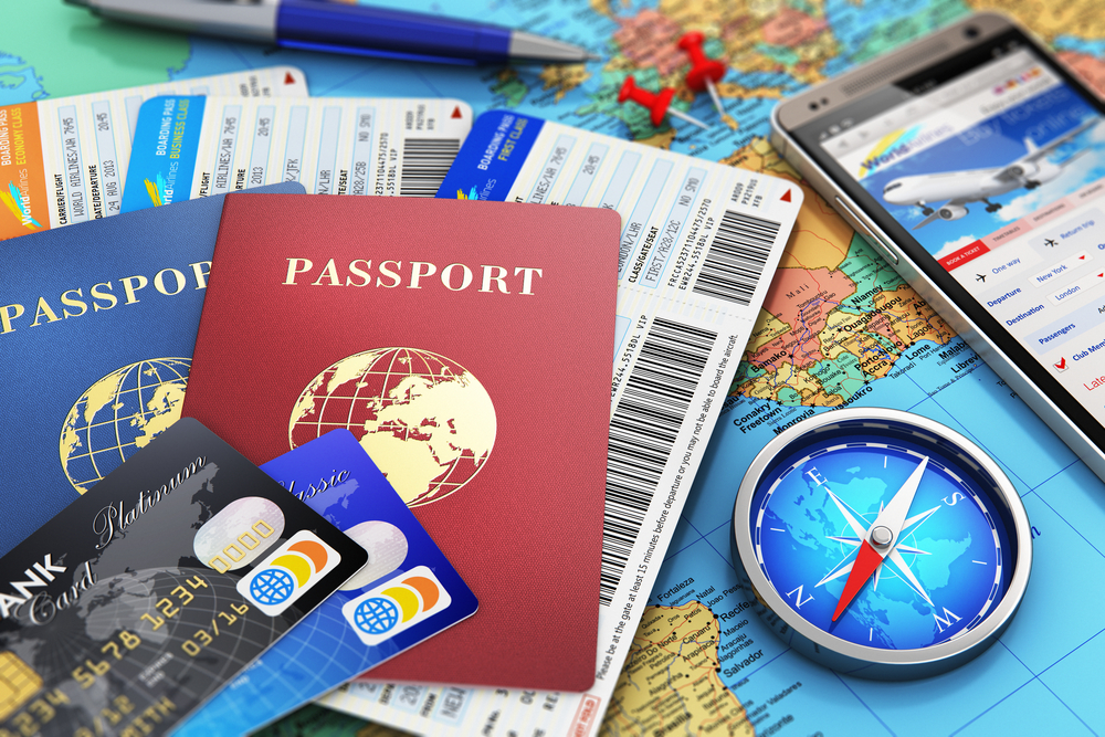 Solo senior travel tips have proper ID