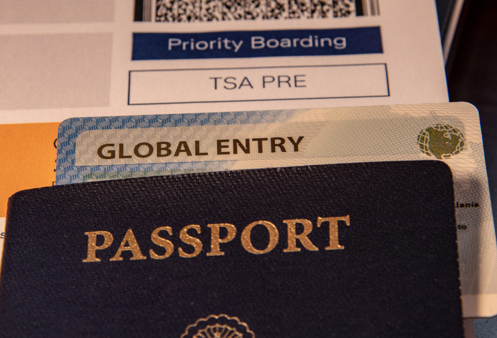 Savvy senior travel tips Global Entry