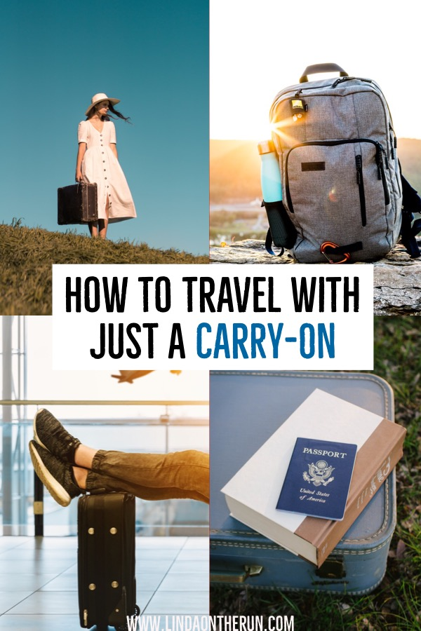 How To Pack Light On Your Next Trip Using Only A Carry-On | How to travel with just a carry on | carry on luggage packing tips | how to pack light | hand luggage packing tips | how to travel with carry on luggage only | travel tips