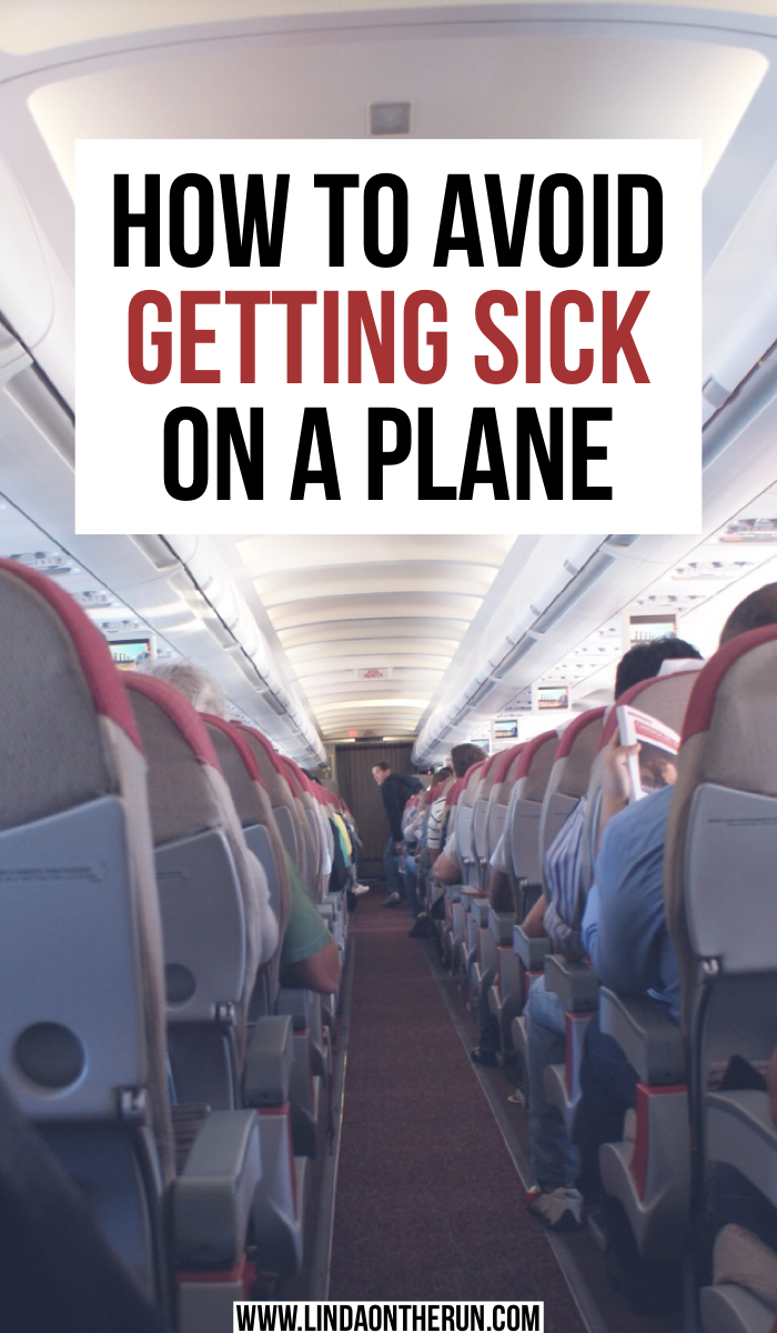 How To Avoid Getting Sick On A Plane | How to stay healthy when traveling | how to stay healthy when flying in a plane | tips for flying for the first time | how to plan for your first trip | how to stay well when traveling