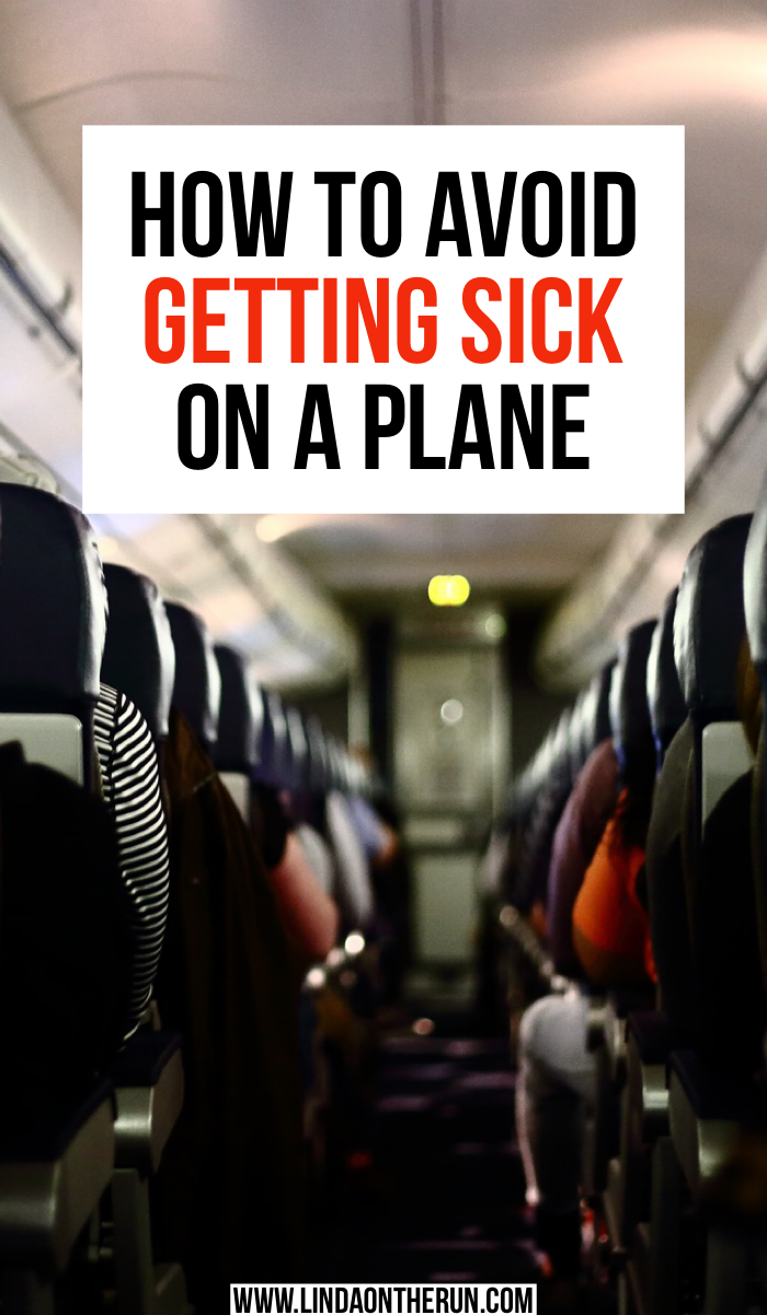 How To Avoid Getting Sick On A Plane | How to stay healthy while flying | how to avoid getting sick while flying in a plane | tips for air travel | tips for staying healthy during air travel | how to stay healthy when traveling | tips for flying in a plane