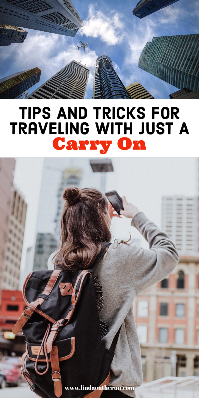 How To Pack Light On Your Next Trip Using Only A Carry-On | Carry on packing tips | how to travel with one suitcase | how to pack light for a trip | tips for packing light | how to pack your carry on luggage like a pro #packing #packingtips #travel #traveltips #travel #luggage #suitcase #carryon