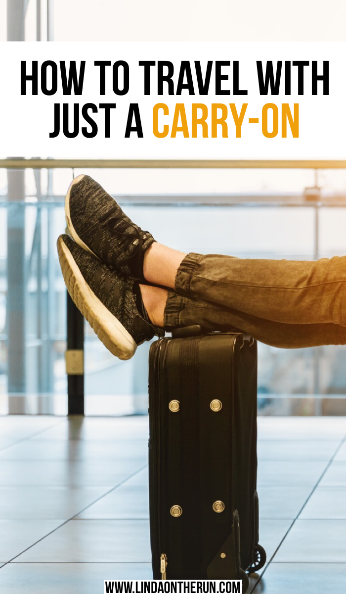 How To Travel With Just A Carry On Suitcase | How To Pack Light On Your Next Trip Using Only A Carry-On | How to pack carry on luggage | how to pack hand luggage | traveling with a carry on tips for flying | How to fly with just hand luggage