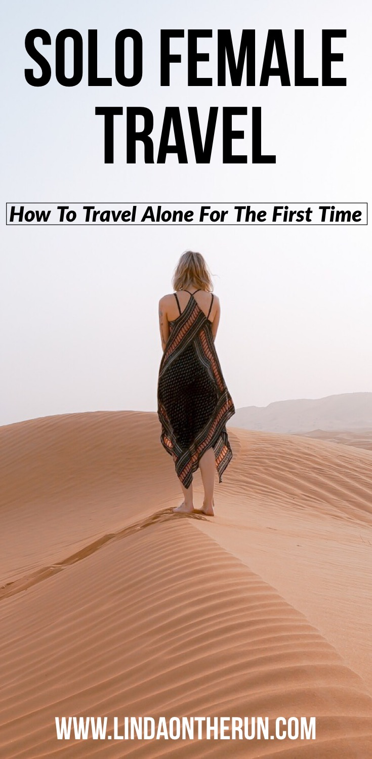How To Solo Female Travel For The First Time   Tips for your first trip alone   how to travel solo as a woman   tips for your first trip alone   tips for first time solo female travel #solotravel #travel #traveltips #international