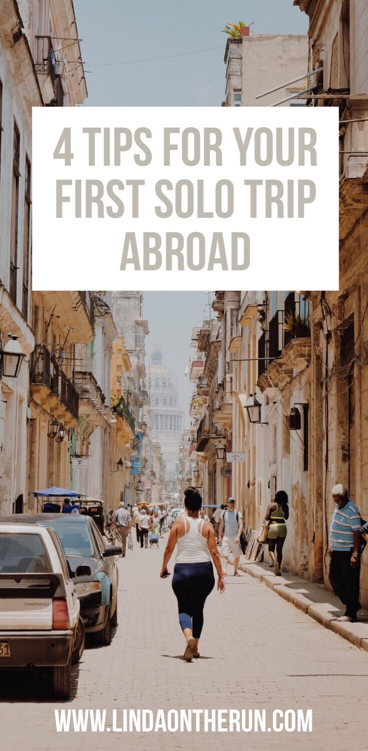 how to travel abroad for the first time | tips for traveling abroad solo | how to travel internationally | travel tips for solo travelers | tips for your first trip alone #traveltips #solotravel #travel #abroad