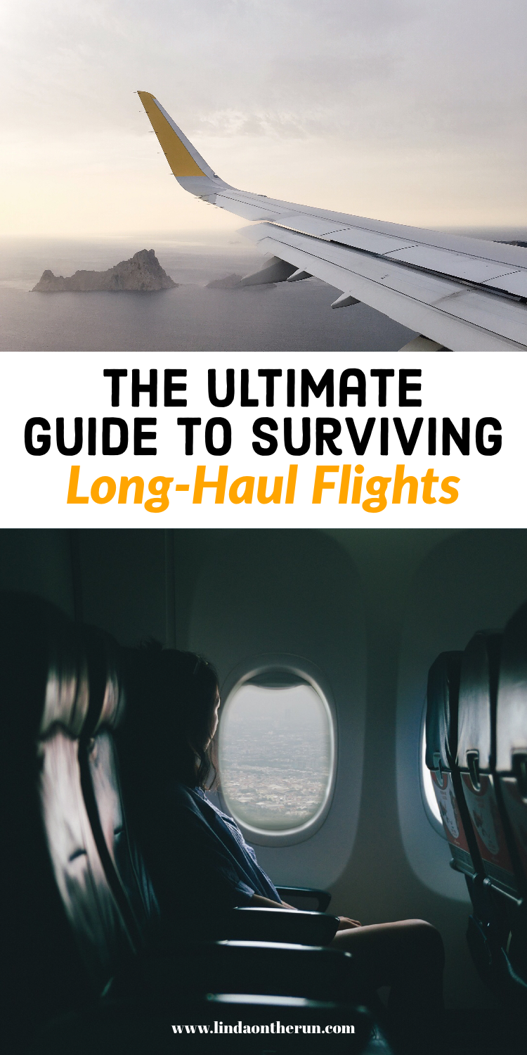 7 Tips For Surviving Long International Flights | How to survive long flights in economy | how to survive an overnight flight | tips for long flights | what to bring on long flights | how to survive long haul flights | tips for long flights