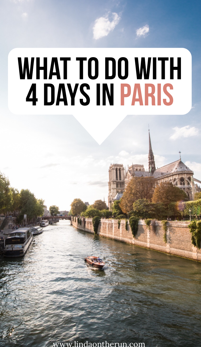 What To Do With 4 Days In Paris | Paris in 4 days itinerary | planning a trip to Paris | long weekend in Paris | traveling to Paris in winter | top Paris travel tips #paris