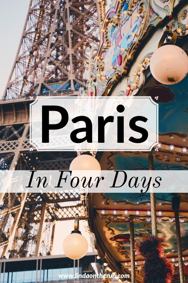The Ultimate 4 Days In Paris Itinerary | how to spend four days in paris | long weekend in paris | 4 days in paris travel tips | what to do in paris for 4 days #paris #france #itinerary #travel #europe