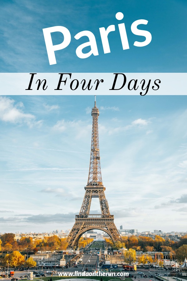 Spend the perfect four days in Paris with this Paris itinerary! From visiting the Eiffel Tower to more hidden tips, this 4 days in Paris itinerary is perfect! #paris #traveltips #itinerary #parisian