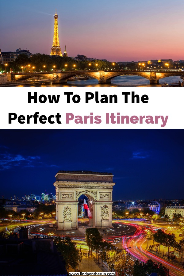 This guide shows you how to plan the perfect Paris itinerary in 4 days. If you only have four days in Paris, there are plenty of things to do in Paris! This paris itinerary will show you the best of what Paris has to offer! Paris itinerary tips and tricks show you how to see it all! #paris