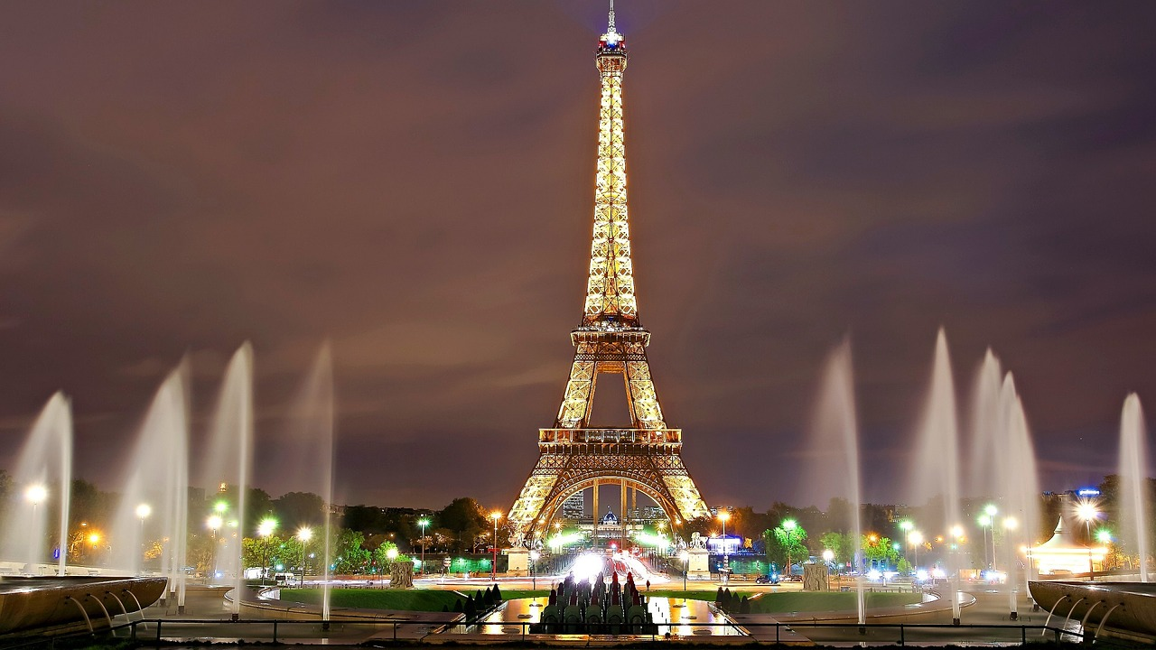 Paris $ day itinerary eiffel tower 2