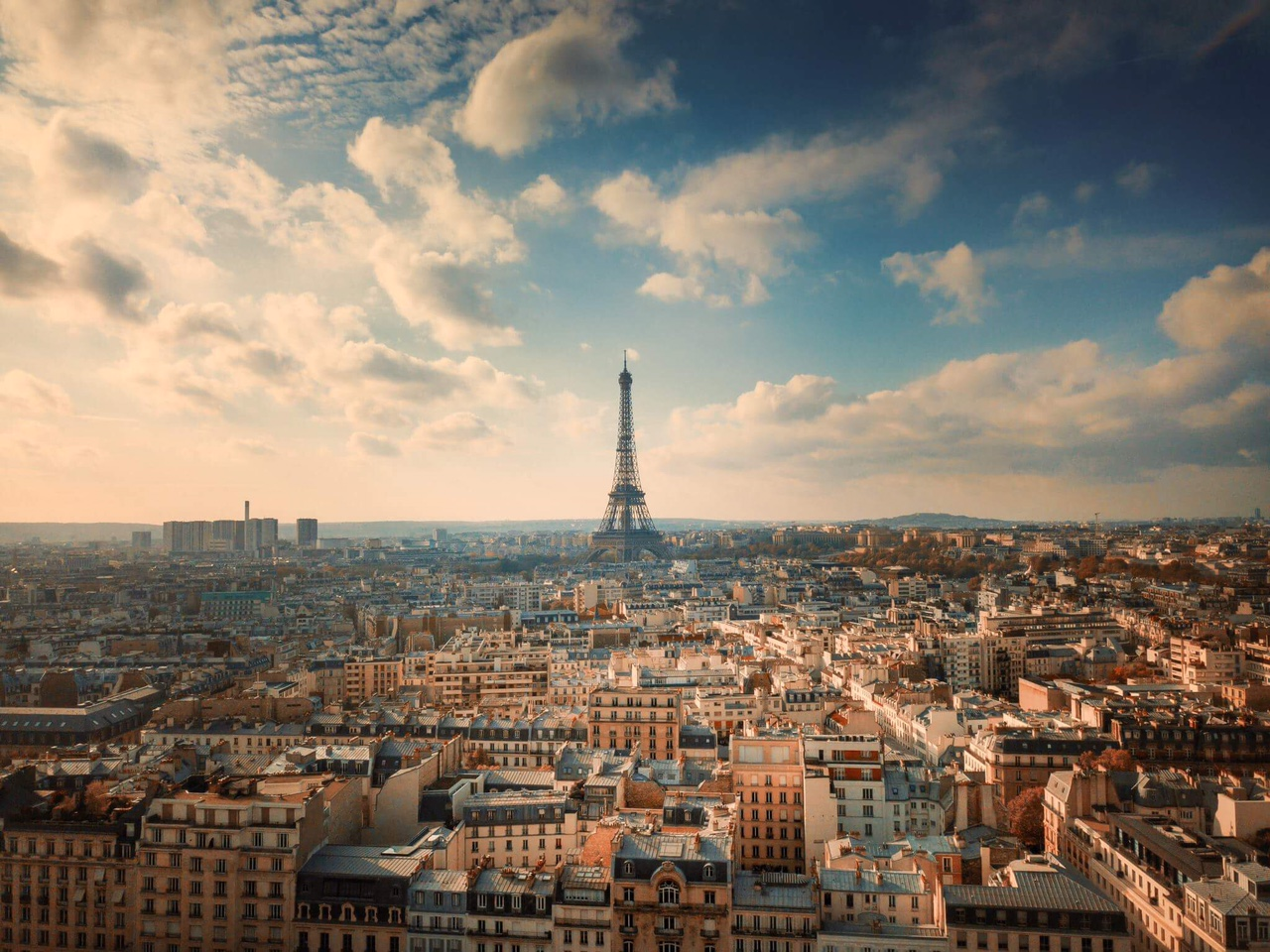 Paris 4 day itinerary eiffel vj