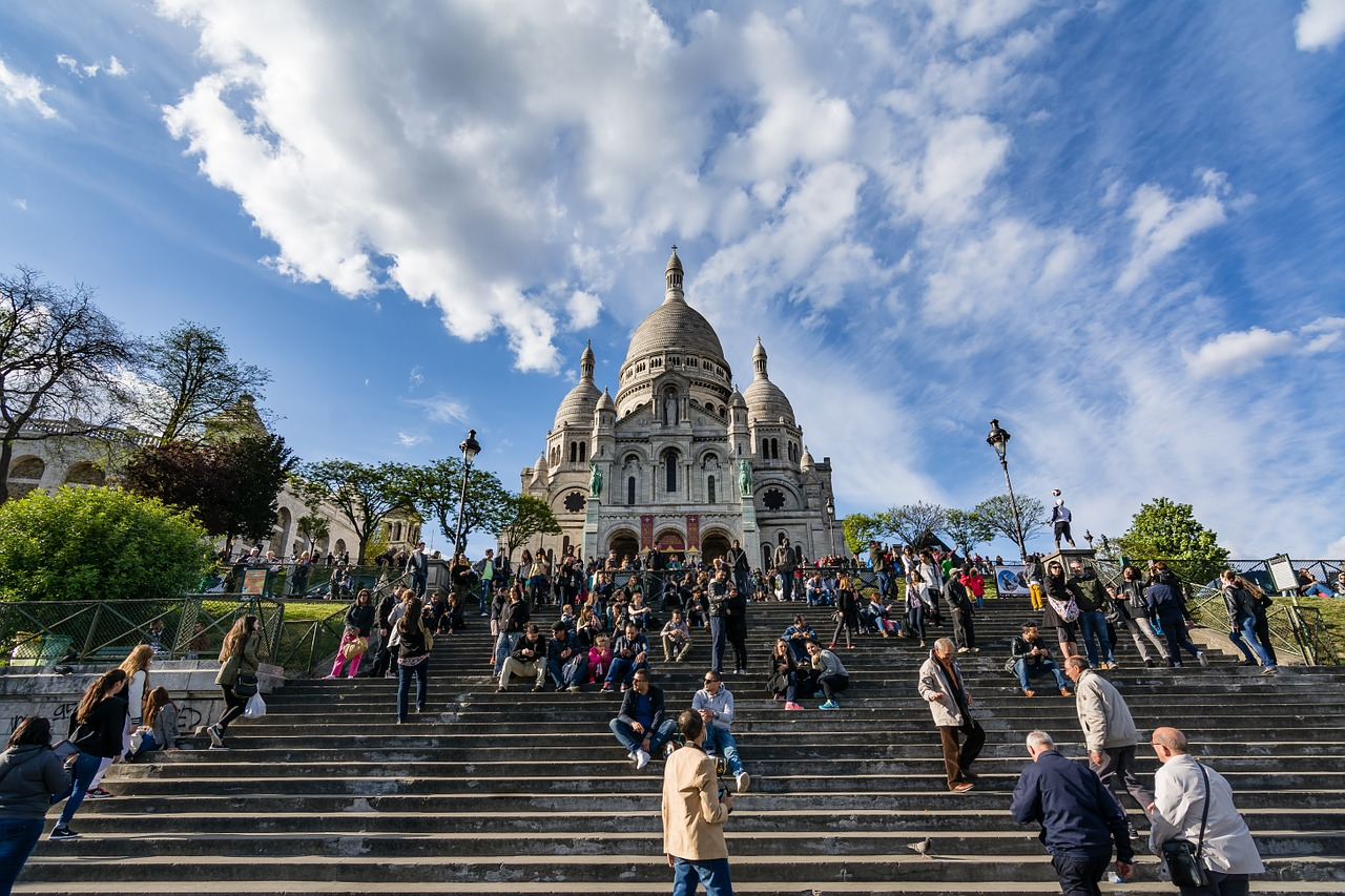 Paris 4 day itinerary montmartre
