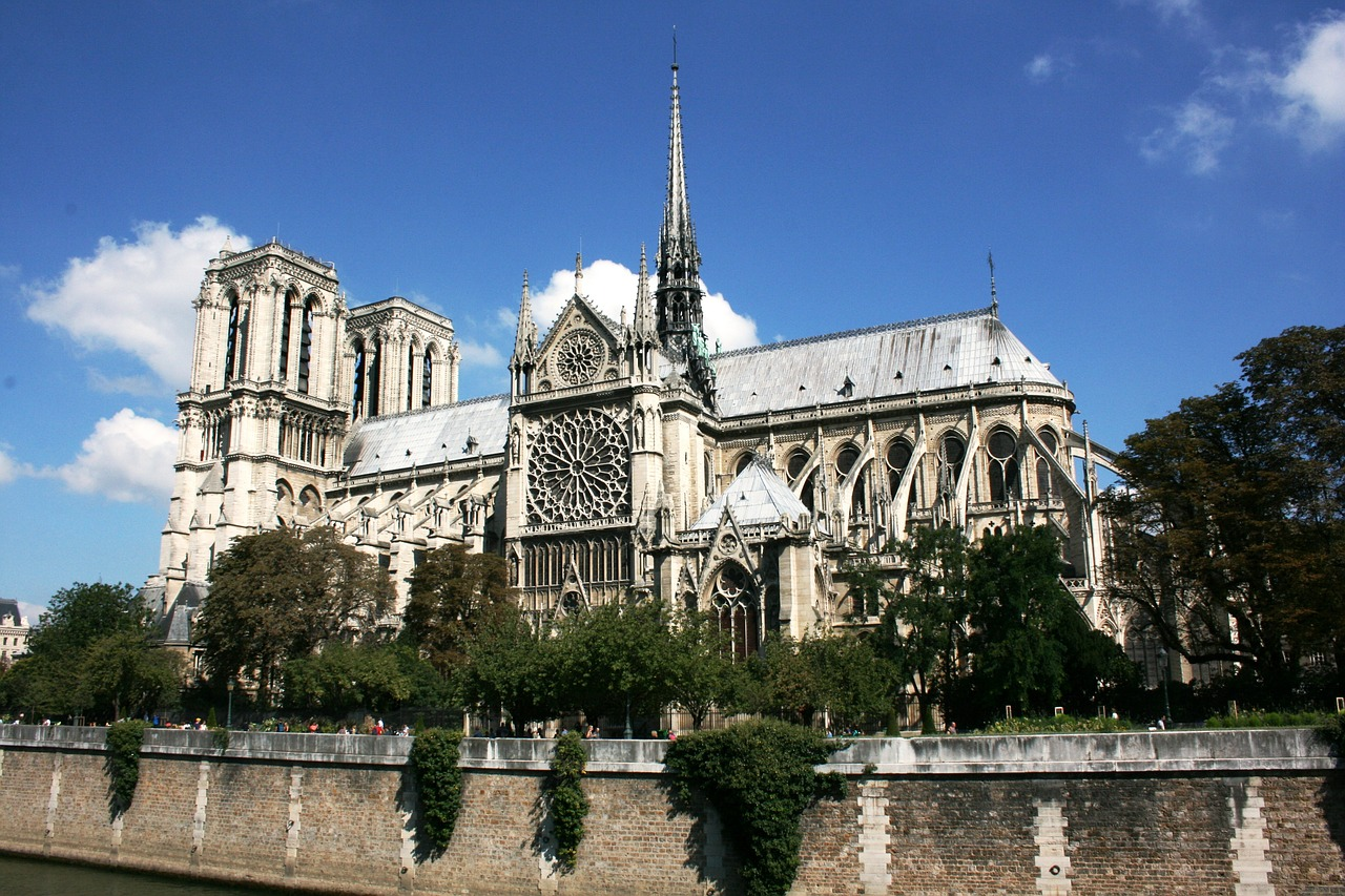 Paris 4 day itinerary notre dame