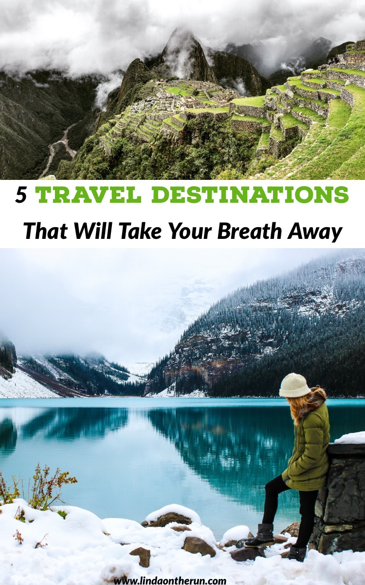 5 Inspiring Travel Destinations That Will Leave You Breathless | Top Travel Locations | where to travel in the world | top travel tips | best travel destinations | tips on where to go on a trip #travel #traveltrips #travel #landscapes #traveldestinations #traveltip #landscapephotography #banff #canada #ireland #peru #niagarafalls
