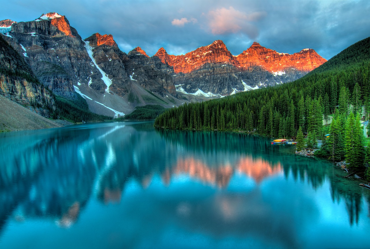 Top 5 Baby Boomer Travel Destinations Banff