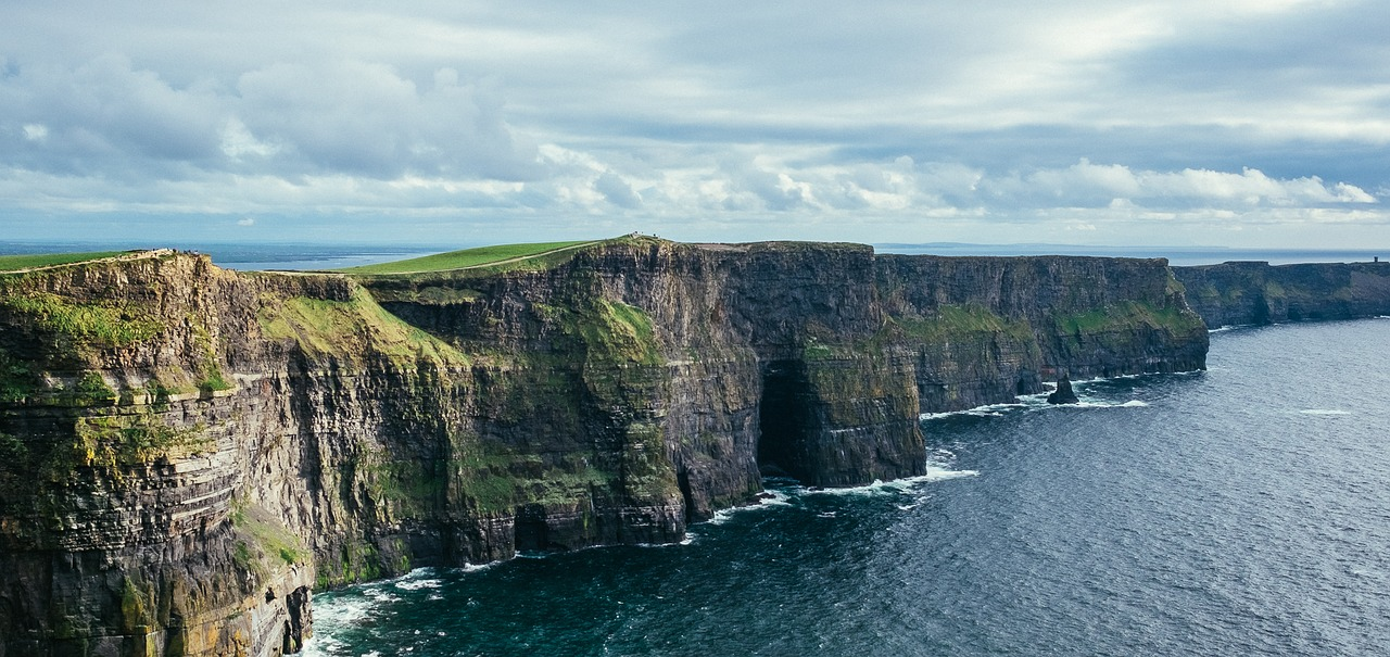 boomer travel ireland cliffs