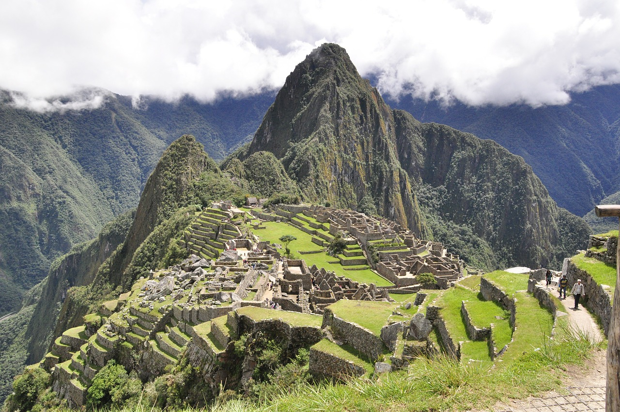 Top 5 Baby Boomer Travel Destinations Machu Picchu