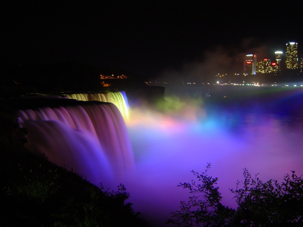 Top 5 Baby Boomer Travel Destinations niagara falls