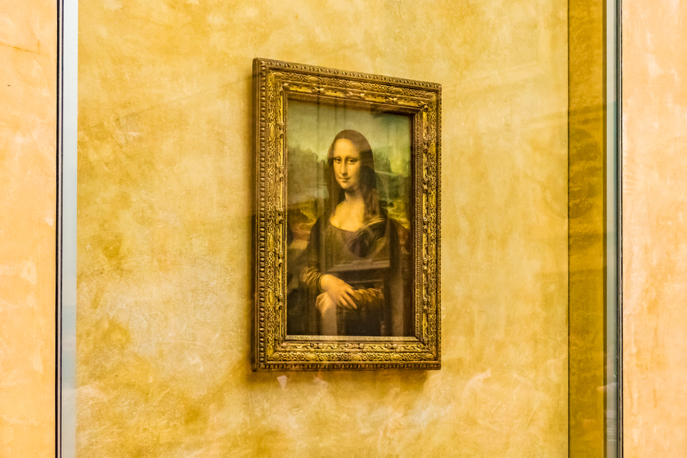 2 days in Paris Mona Lisa