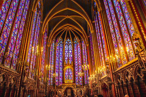 2 days in Paris Sainte Chapelle