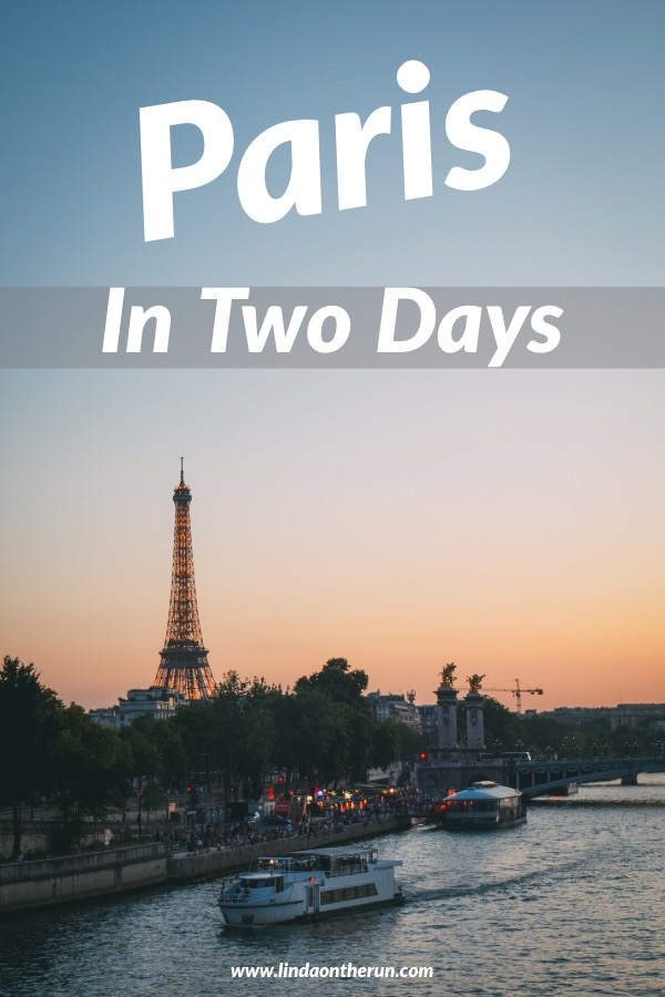 The Ultimate 2 days in Paris itinerary will help you plan your dream weekend trip to Paris! From what to do in Paris and what to see in Paris in two days, this guide has you covered with the perfect Paris itinerary! #paris #france #eiffeltower #itinerary