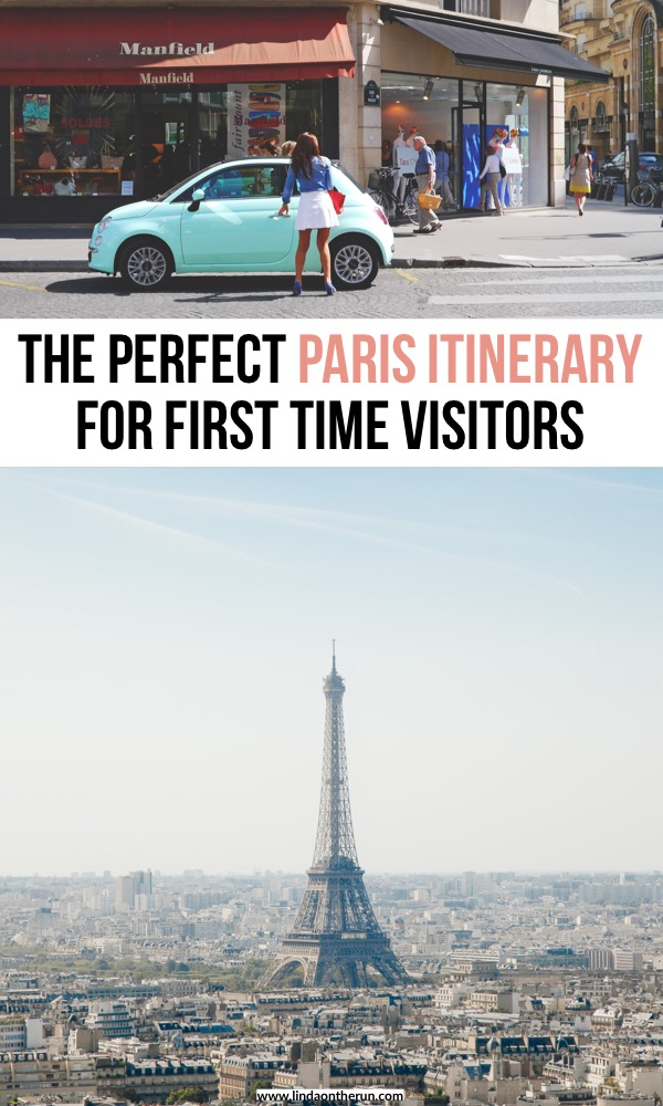 How to plan the perfect Paris itinerary for first time visitors | top things to do in paris in 2 days | 2 day paris itinerary | paris planning tips | paris travel tips | how to plan a trip to paris in 2 days