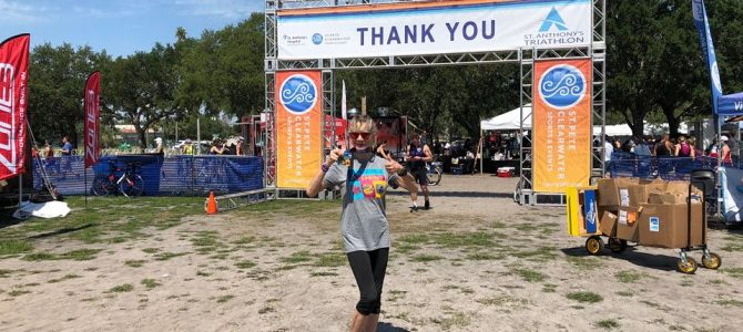 The 2018 St. Anthony Triathlon Was A Tremendous Success All The Way Around!