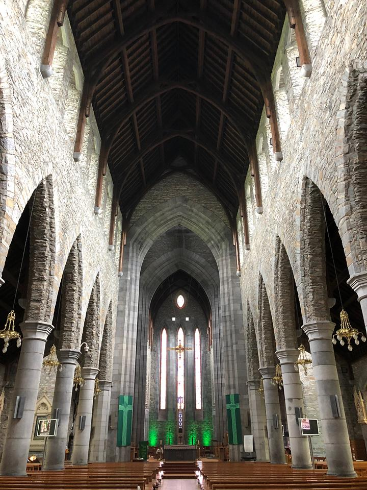 Killarney Mary Inside