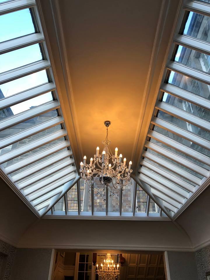 Parknasilla ceiling