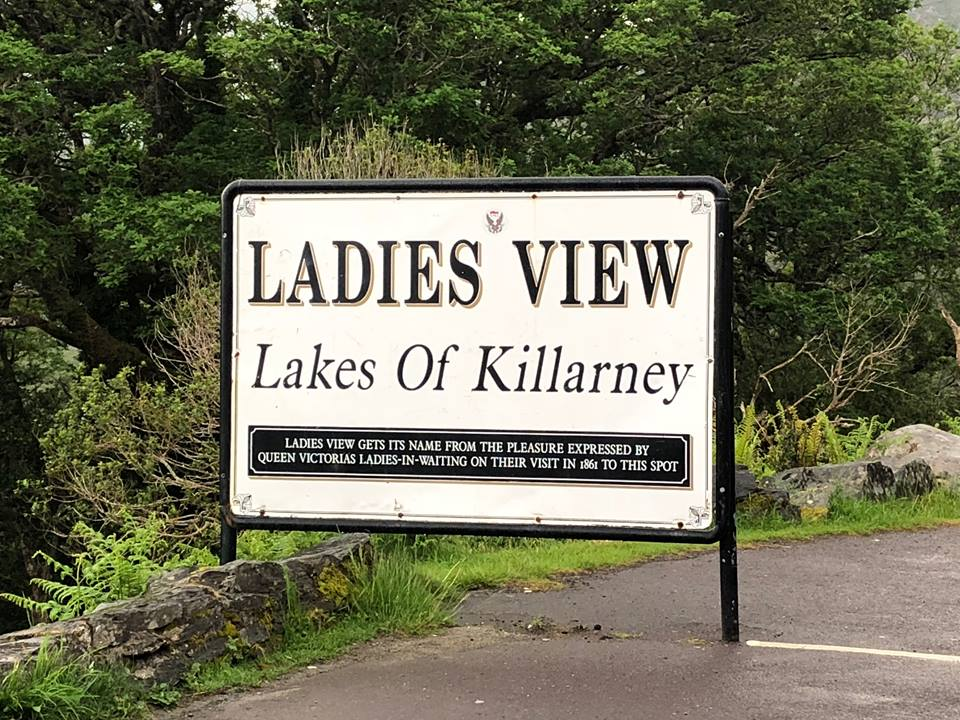 Things to do in Killarney Ladie's View 3