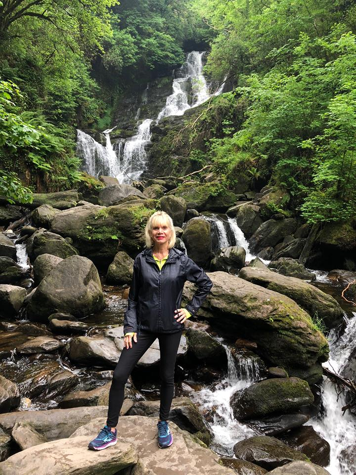 Things to do in Killarney Torc Waterfall
