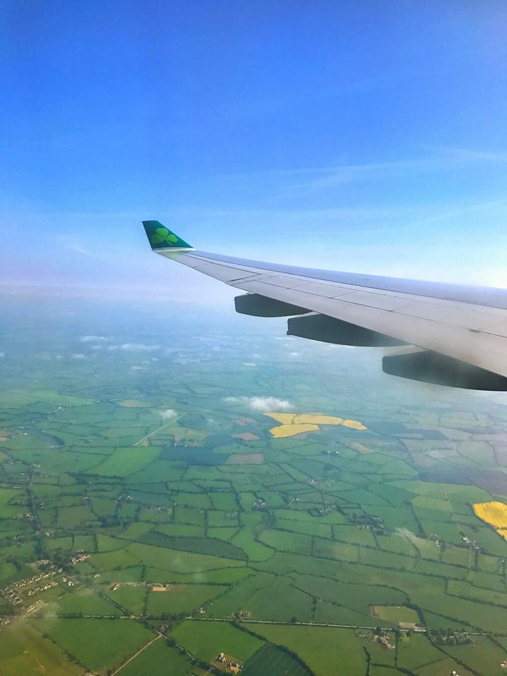 2 days in Dublin Aer Lingus