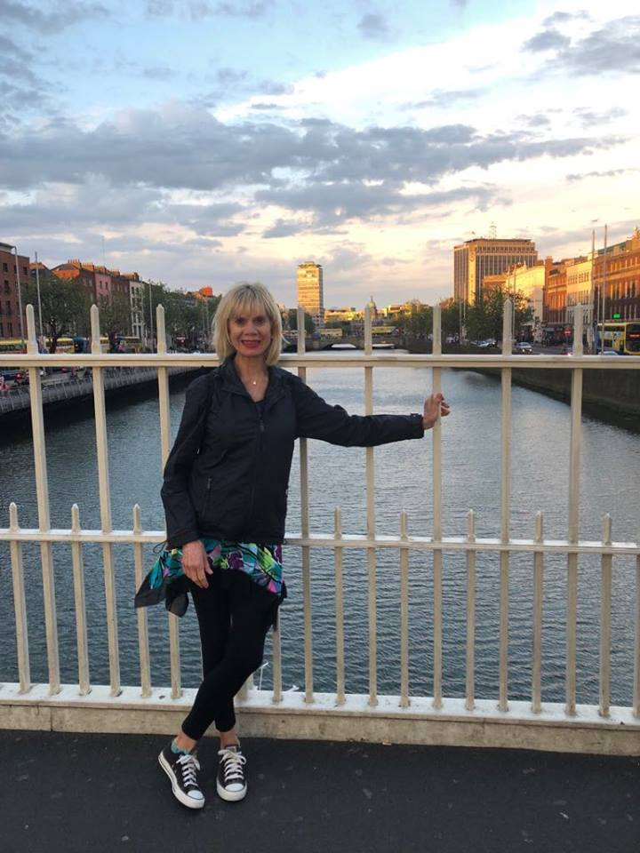 2 days in Dublin itinerary Ha'Penny Bridge