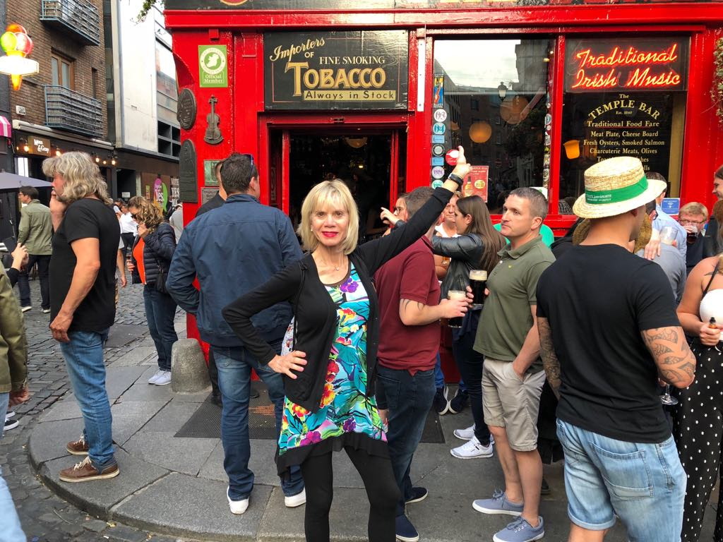 2 days in Dublin itinerary Temple Linda