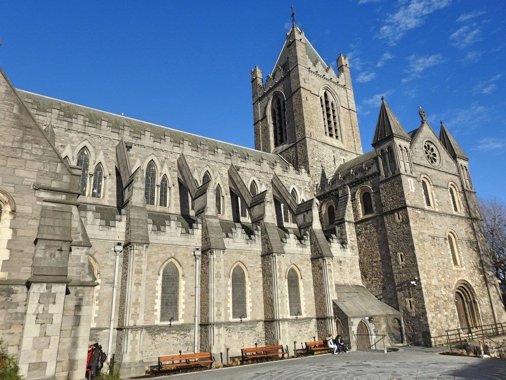 2 days in dublin itinerary CATHEDRAL Christchurch