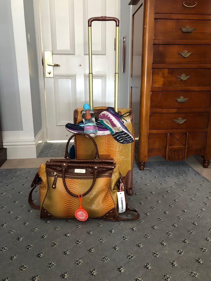 Alaska Cruise Packing List Luggage