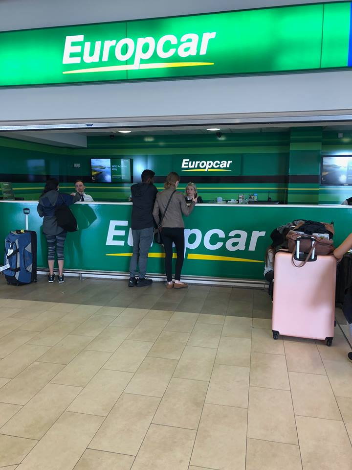 Traveling Ireland Using A Europcar Rental My Experience Linda On