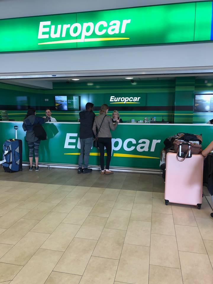Europcar vj tj