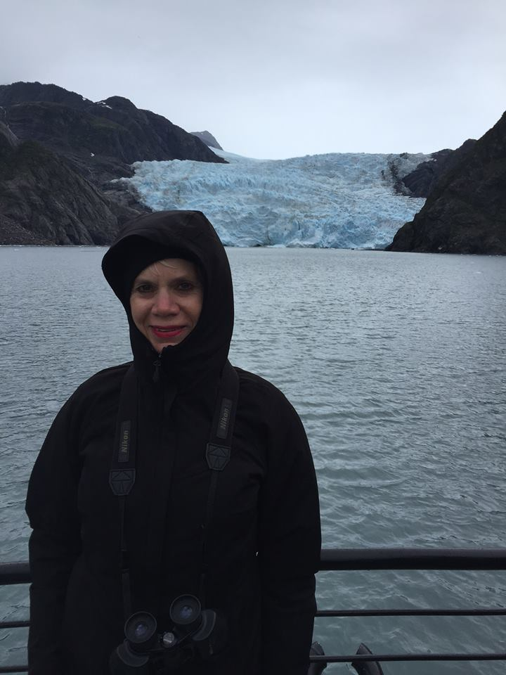 Alaska Itinerary boat tour Linda