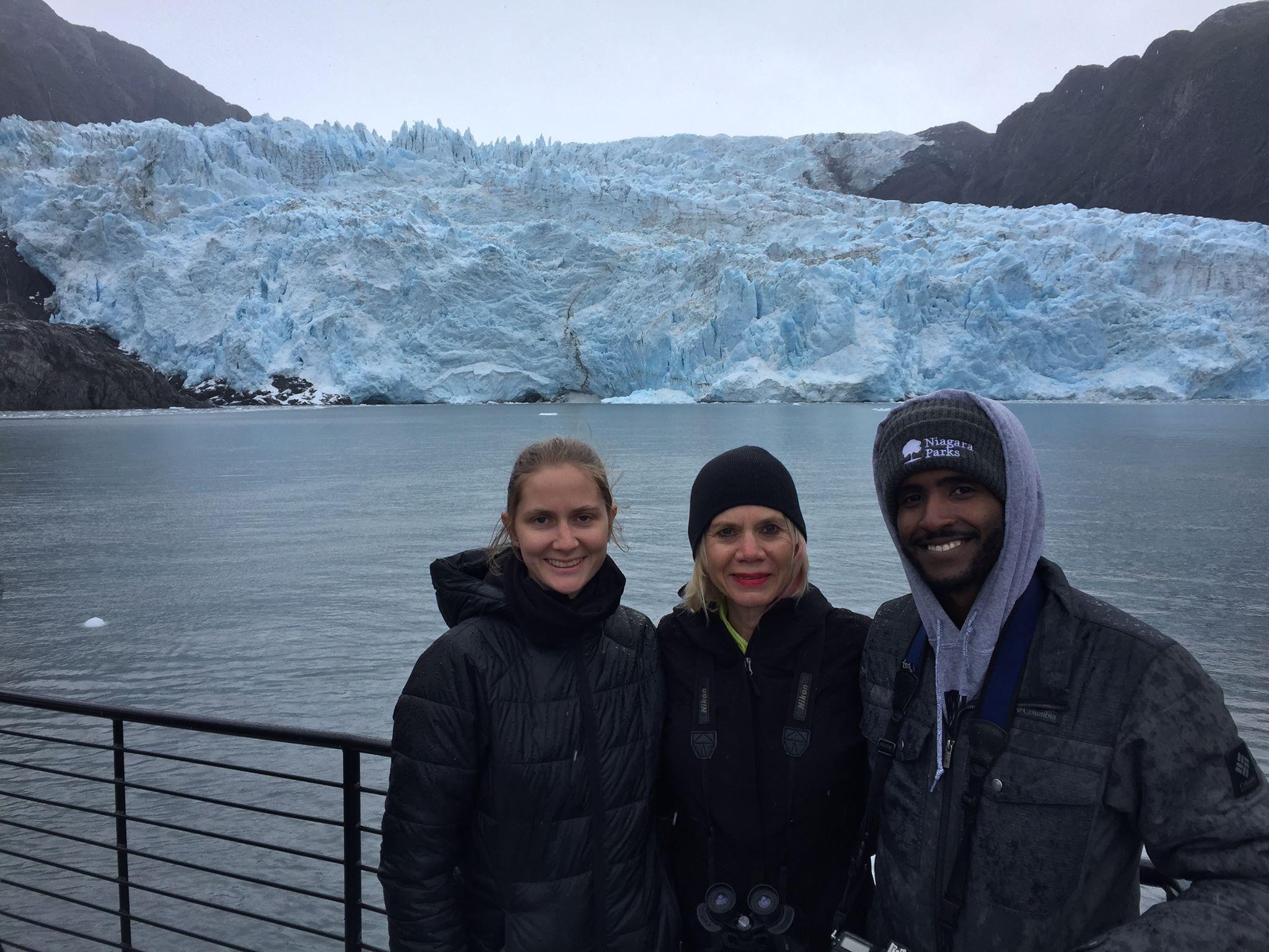 Alaska Itinerary boat tour