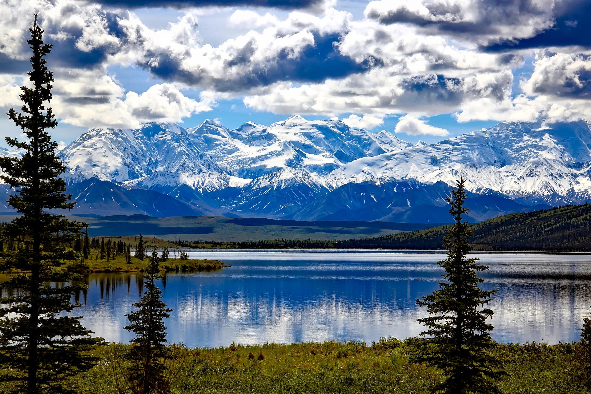Alaska Itinerary nature cover