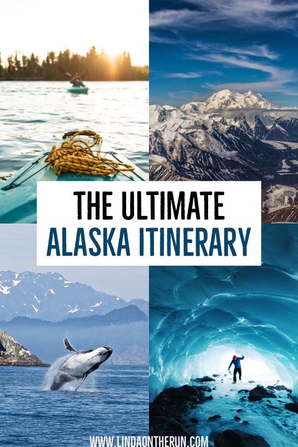 7 Stops To Include On The Perfect Alaska Itinerary | Alaska road trip itinerary | Alaska travel tips | travel to alaska | alaska cruise | Alaska itinerary for first timers | road trip to alaska