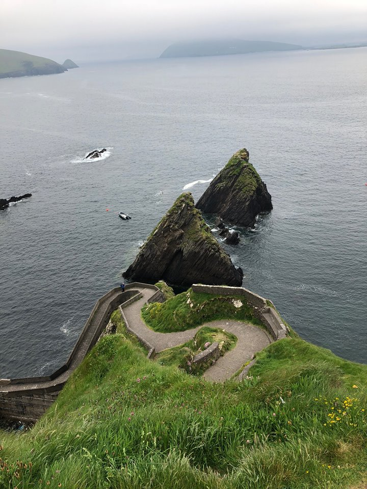 Ultimate 7 day Ireland itinerary Dinquin Pier