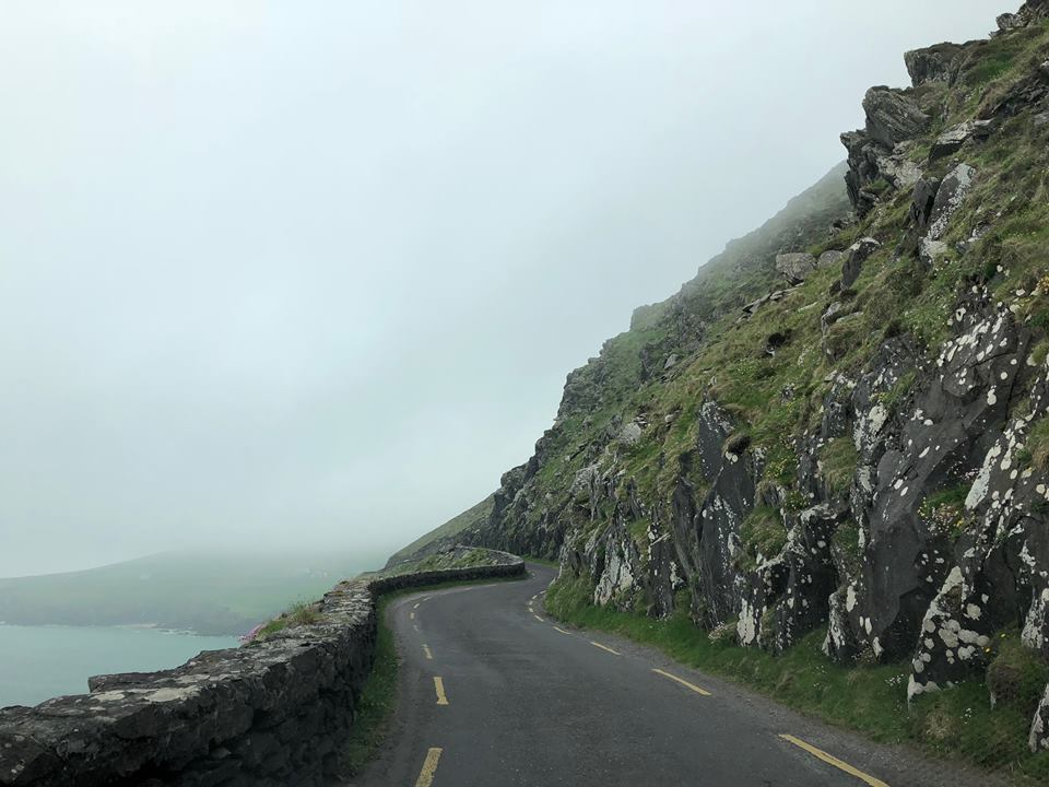 things to do in Dingle Slea Head one lane road 2
