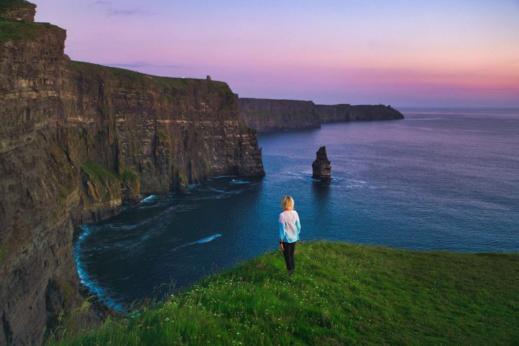 Ultimate 7 day Ireland Cliffs of Moher