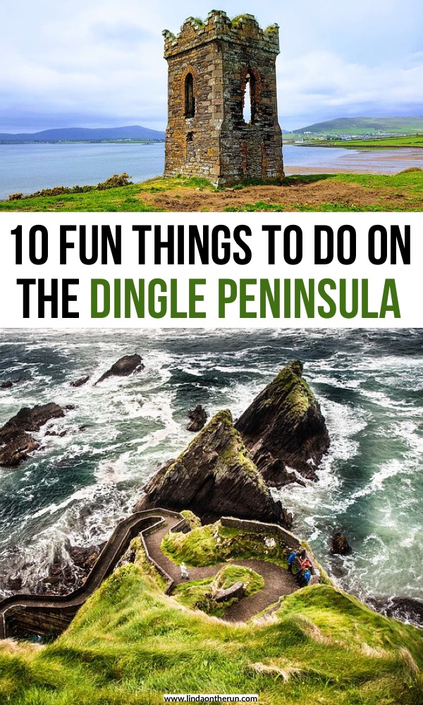 Top 10 Things To Do In Dingle Ireland On Your First Trip | visiting the Dingle Peninsula in ireland | dingle travel tips | things to do on the dingle peninsula | ireland travel tips | things to do in Ireland