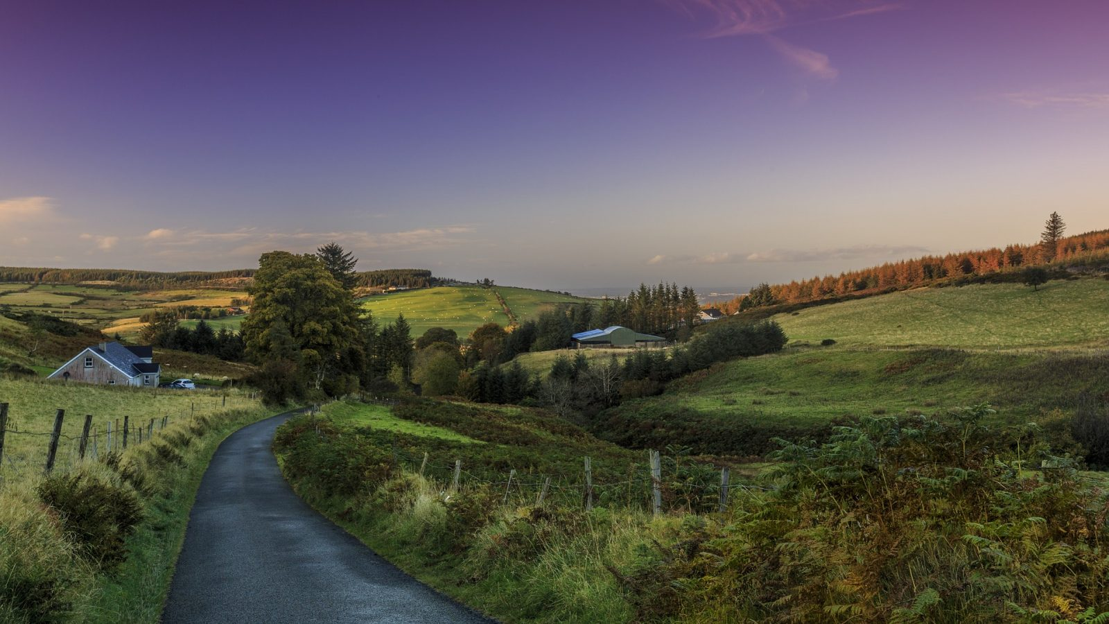 Ultimate 7 day Ireland itinerary Irish countryside