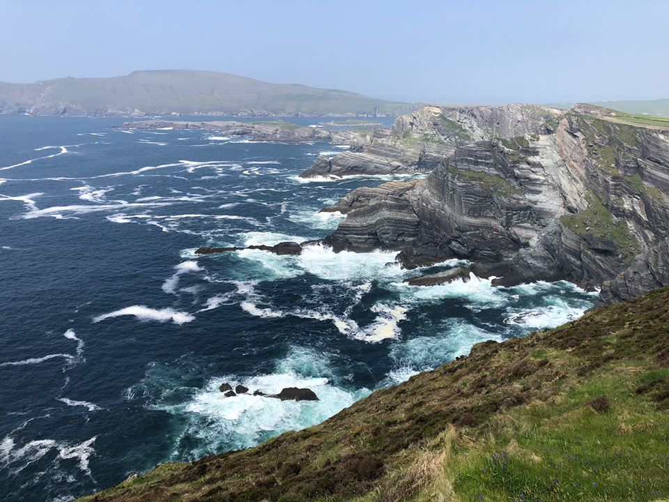 Ultimate 7 day Ireland itinerary Kerry Cliffs