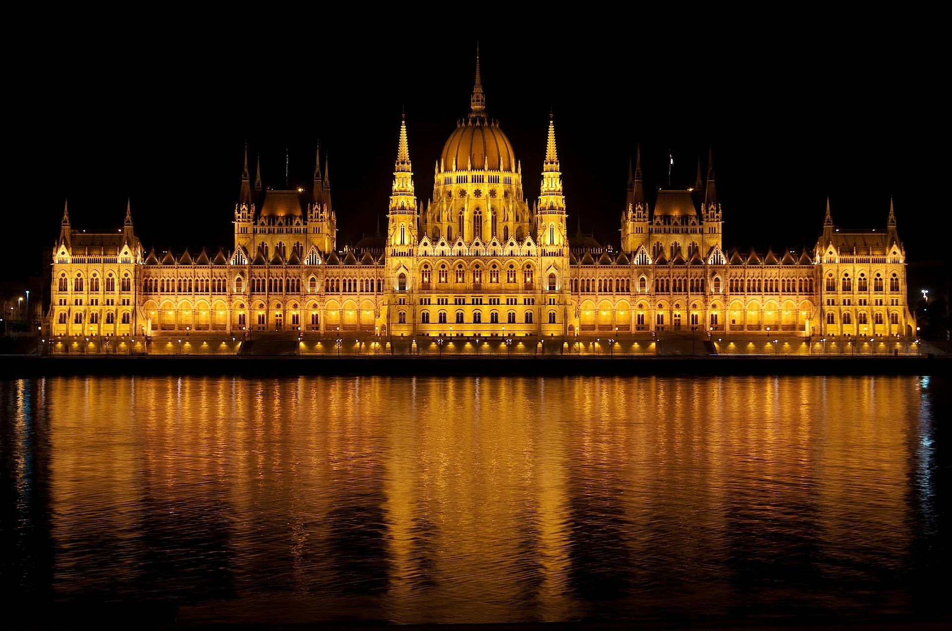 Viking European River Cruise Budapest Parliament